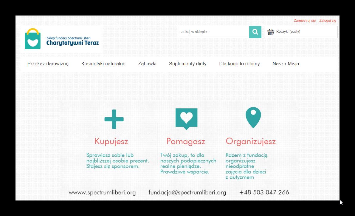 sklep charytatywniteraz.pl